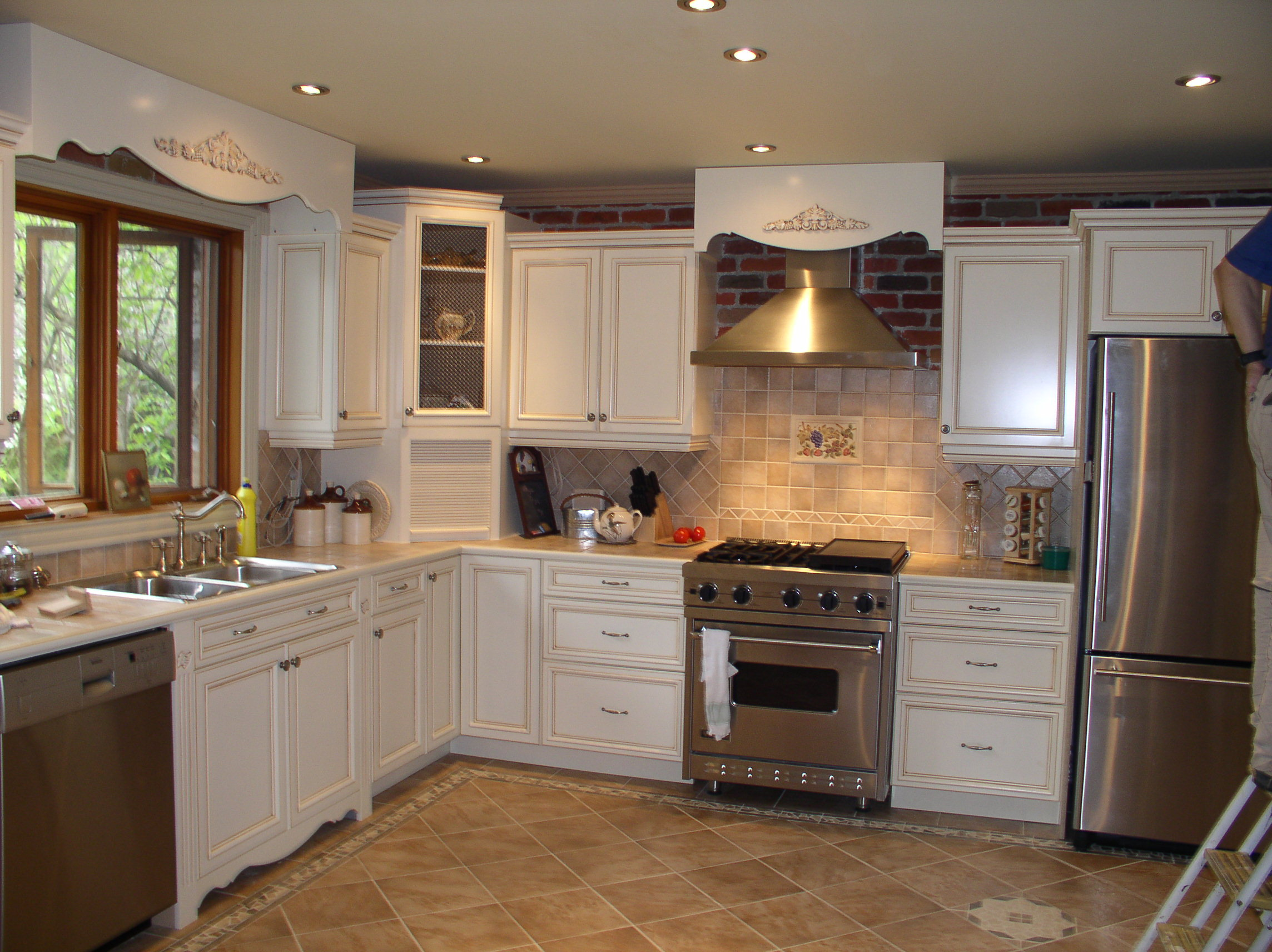 Kitchen Cabinet Ideas with l shaped kitchen design with looking for kitchen cabinets designs