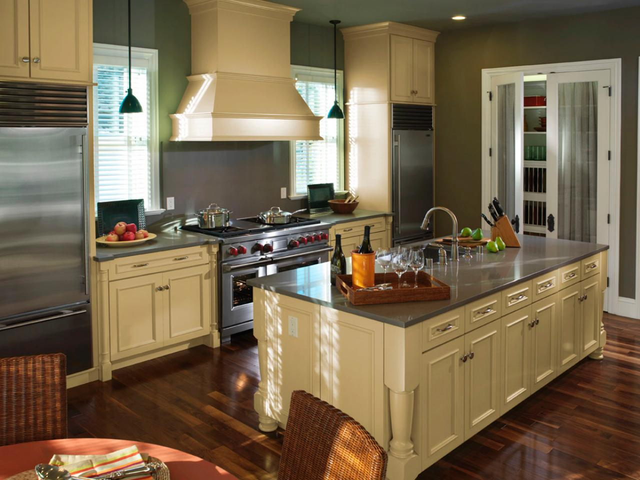 Kitchen Design Layout – Pick One as the Best for Your Kitchen