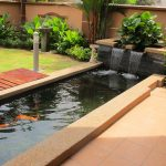 : Koi pond design be equipped backyard pond construction be equipped backyard ponds be equipped coy fish pond