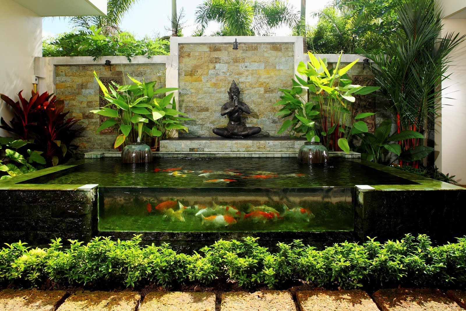 Koi pond design be equipped pictures of garden ponds be equipped outdoor water ponds be equipped how to build a fish pond with a liner
