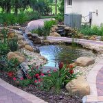 : Koi pond design be equipped pond waterfall pump be equipped koi pond filter setup be equipped garden pond water features