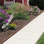 : Landscape edging also flexible lawn edging also concrete lawn edging also landscape edging borders