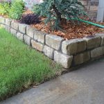 : Landscape edging also garden lawn border edging also rock garden edging also easy flower bed edging