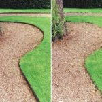 : Landscape edging also landscape borders also flower bed edging also steel landscape edging