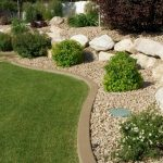 : Landscape edging also landscape edging stone also garden lawn edging also concrete landscape edging