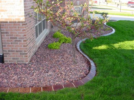 Landscape edging also lawn edging stones also best landscape edging also garden path edging