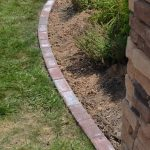 : Landscape edging and also garden borders and also landscape borders and also flower bed edging
