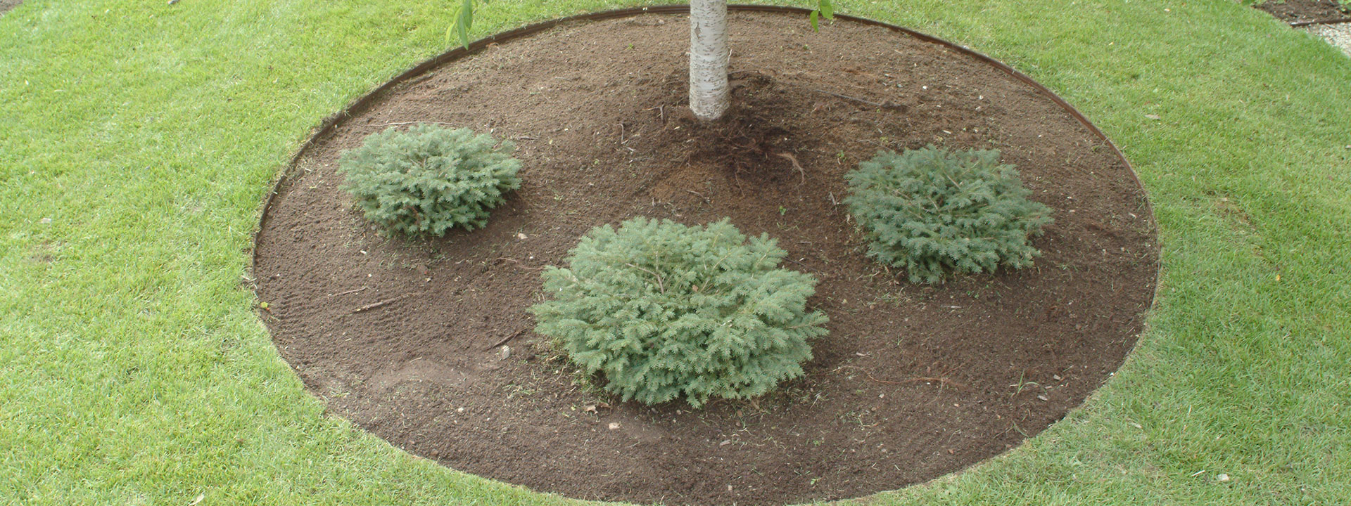 Landscape edging and also path edging and also brick garden edging and also garden trim