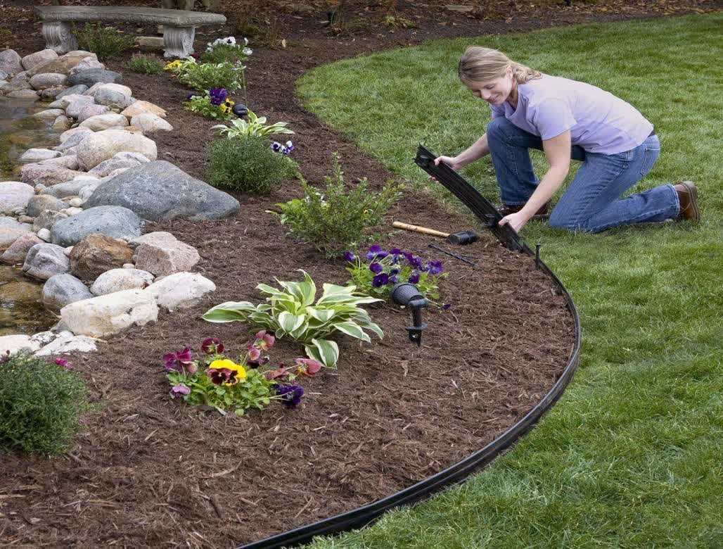 Landscape Edging Uses and Types