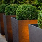 : Large outdoor planters you can look large pots for trees you can look garden planter boxes you can look resin planters