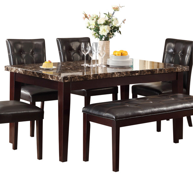 Marble dining table also marble dining room sets also marble top dining set also marble top kitchen table