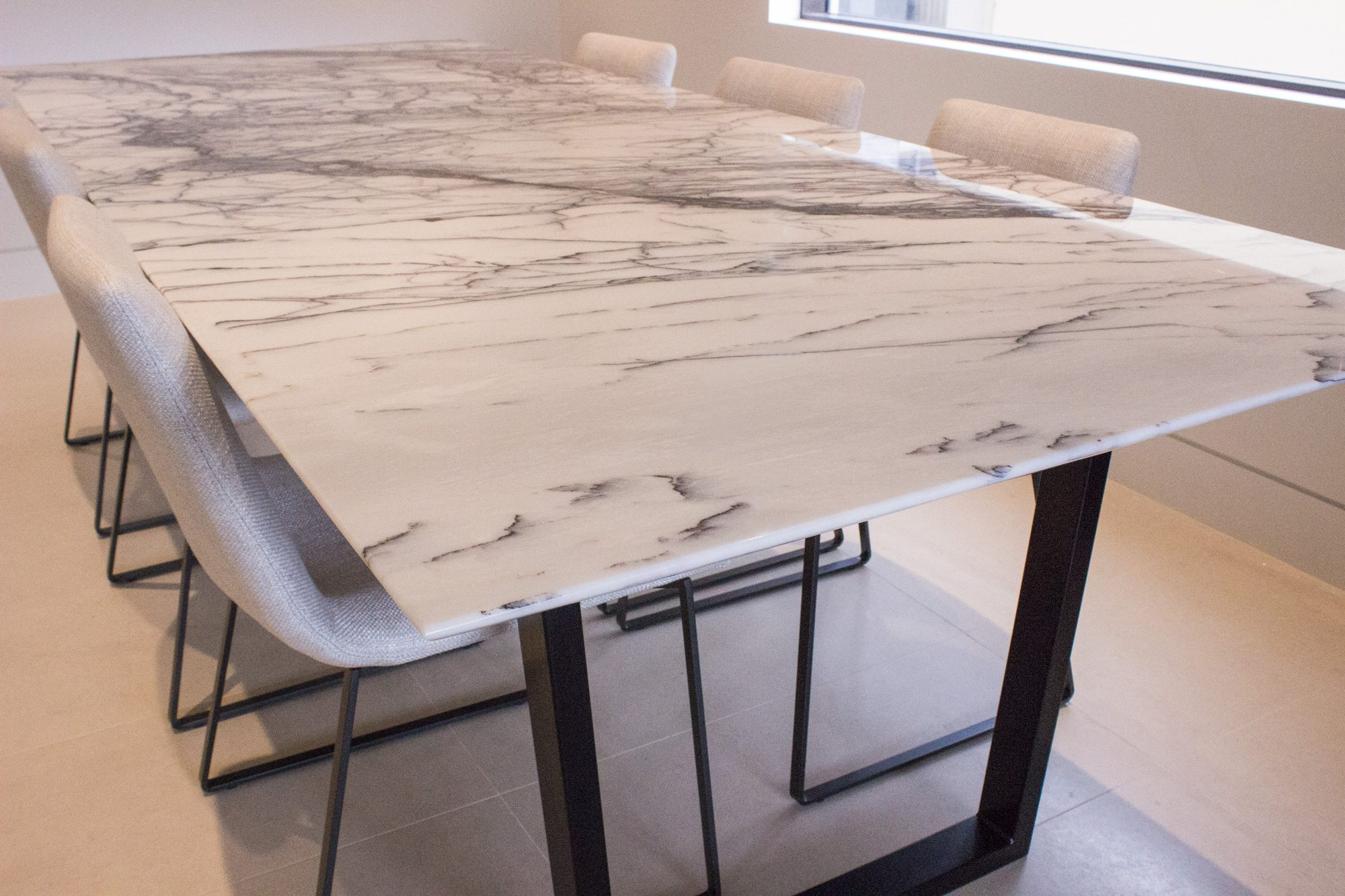 Marble dining table also marble dining table 4 chairs also contemporary marble dining table