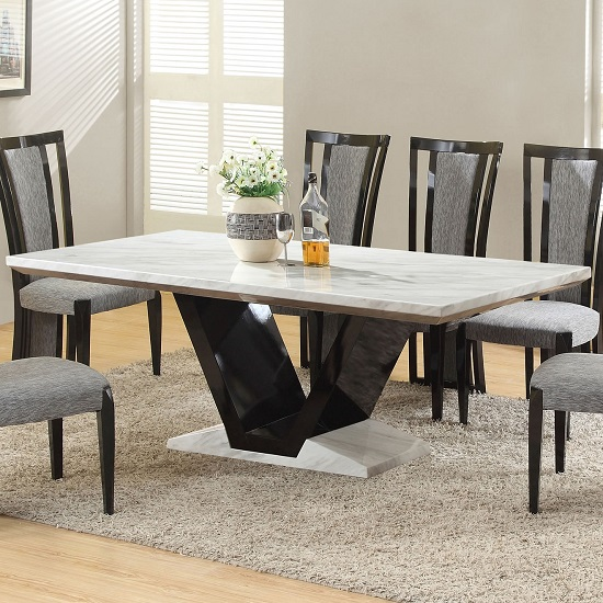 Marble dining table also modern dining set also dining table pads also farm dining table