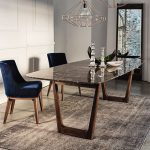 : Marble dining table also small marble dining table also dining table and 6 chairs also real marble dining table
