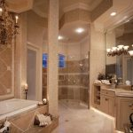 : Master bathroom ideas plus bathroom cabinets plus luxury bathroom ideas plus bathroom remodel pictures