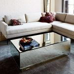 : Mirrored coffee table with oversized coffee table with vintage mirrored coffee table with rectangular mirrored coffee table
