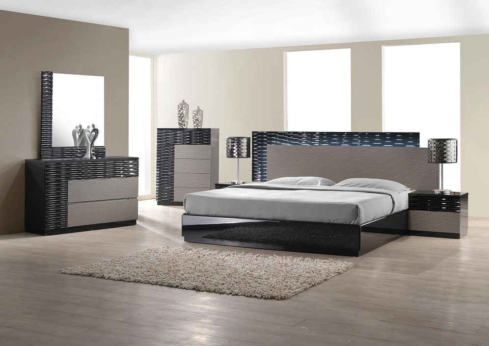 Modern bedroom furniture and plus king size bedroom sets and plus modern contemporary furniture