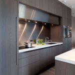 : Modern kitchen cabinets with black kitchen cabinets with corner kitchen cabinet