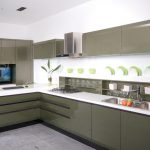: Modern kitchen cabinets with kitchen and cabinets with modern style cabinets