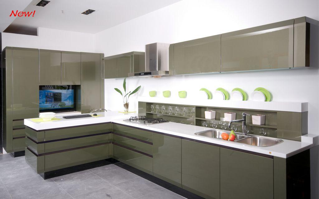 Modern kitchen cabinets with kitchen and cabinets with modern style cabinets