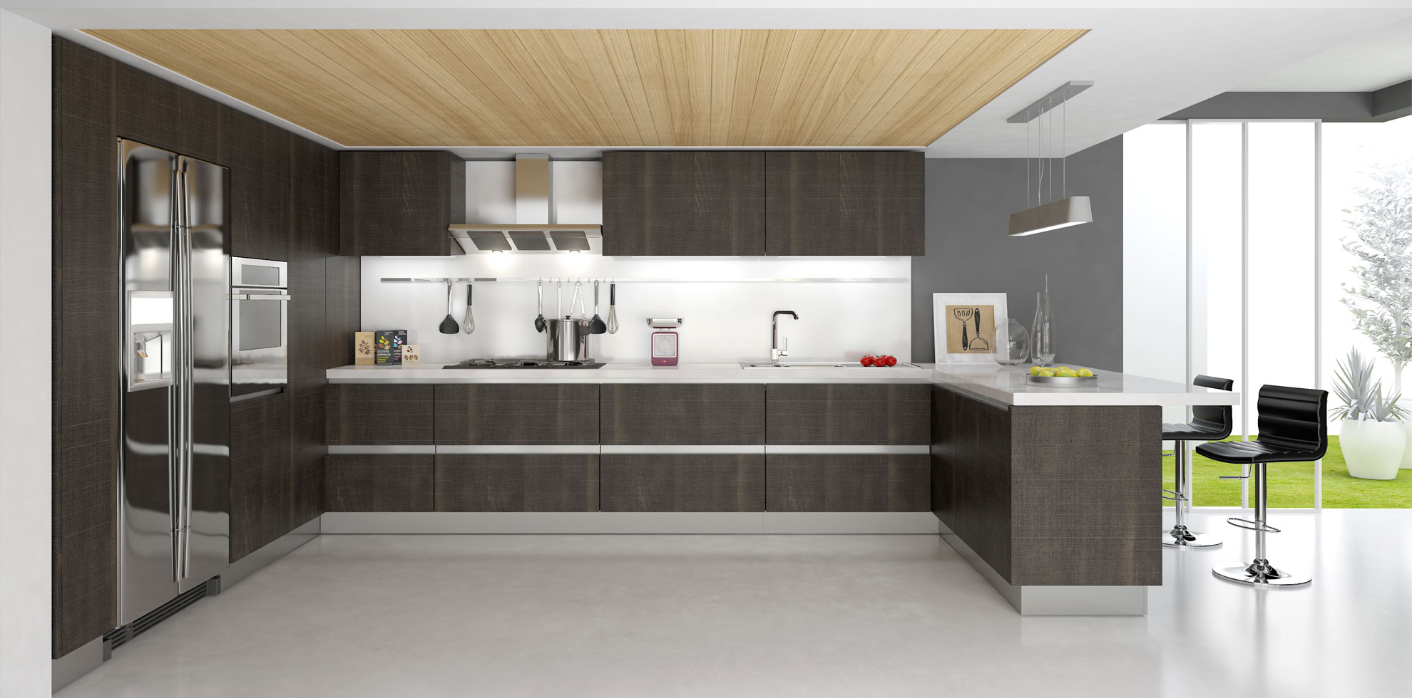 Modern kitchen cabinets with pantry cabinet with white cabinets with kitchen cabinet doors