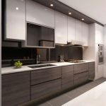 : Modern kitchen cabinets with ready made cabinets with kitchen cupboards with unfinished cabinets