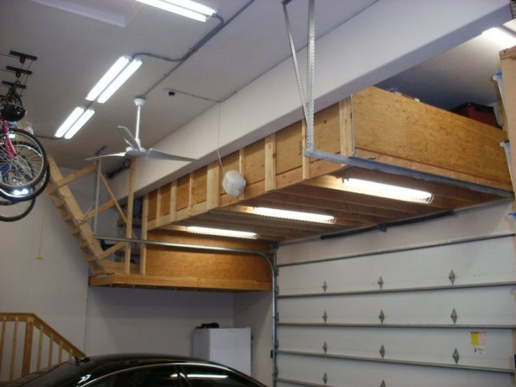 Overhead garage storage with ceiling hanging storage racks with stanley garage storage with wall mounted overhead storage
