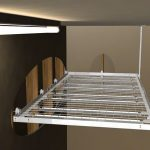 : Overhead garage storage with overhead garage organization with newage ceiling storage rack with overhead garage door
