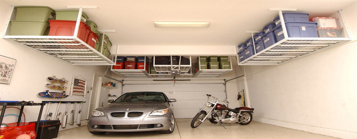 Overhead garage storage with overhead garage storage accessories with garage sports storage
