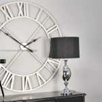: Oversized wall clocks and also chiming wall clocks and also very large clock and also large red wall clock