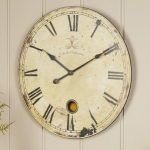 : Oversized wall clocks and also cool wall clocks and also large clocks for living room