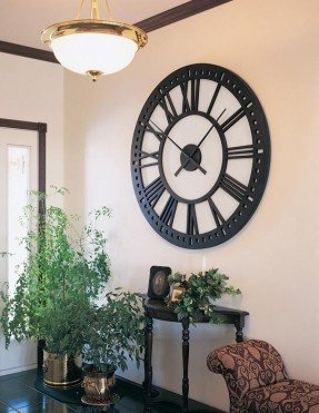 Oversized wall clocks and also decorative wall clocks and also giant wall clock and also wall clock