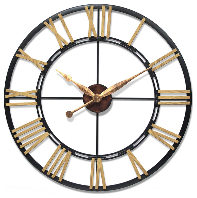 Oversized wall clocks and also large antique wall clocks and also oversized metal wall clock and also wall mounted clock