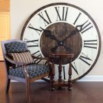 : Oversized wall clocks and also large circle clock and also modern wall clocks