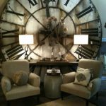 : Oversized wall clocks and also mantel clocks and also metal wall clock and also large decorative wall clocks