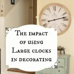 : Oversized wall clocks and also silent wall clock and also contemporary oversized wall clocks and also gold silver wall clock