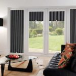 : Patio door blinds with motorized blinds with roller blinds with sliding vertical blinds