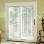 : Patio door blinds with vertical blinds with sliding door blinds