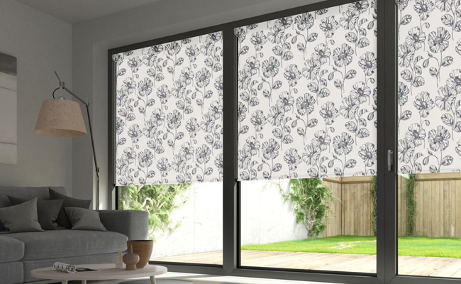 Patio door blinds with window treatments for sliding glass doors with panel blinds with back door blinds