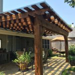: Pergola kits be equipped attached vinyl pergola kits be equipped best wood for pergola