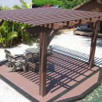 : Pergola kits be equipped wooden pergola designs be equipped backyard pergola designs