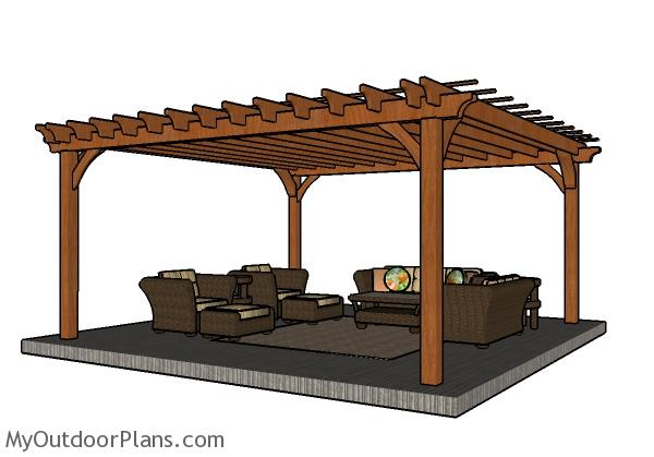 Pergola plans also modern arbor design also pagoda over deck also exterior pergola designs