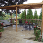 : Pergola plans also pergola back deck also diy pergola cost also outdoor covered pergola designs