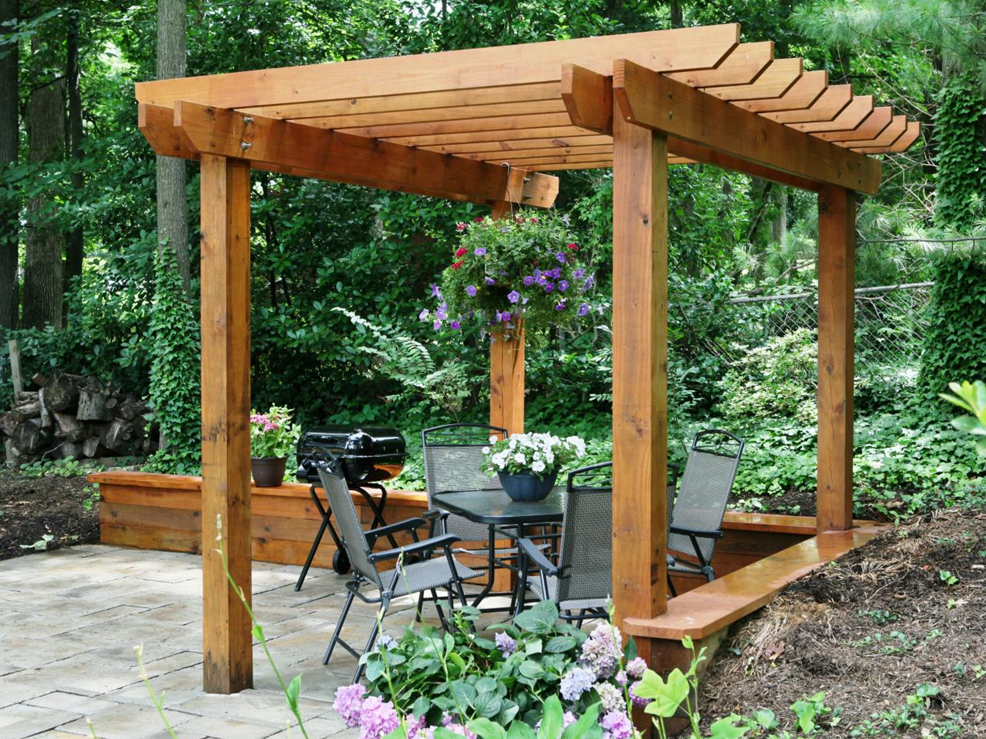 Pergola plans be equipped pergola attached to house ideas be equipped how to build your own pergola