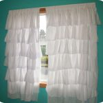 : Ruffled curtains and also balloon curtains and also white sheer curtains and also curtain panels and also cheap curtain
