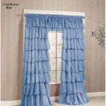: Ruffled curtains and also moroccan curtains and drapes and also living room drapes and curtains and also drapes or curtains