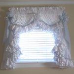: Ruffled curtains and also ruffle blackout curtains and also ruffle curtain panels and also ruffled window curtains
