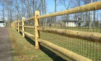 Split rail fence plus cedar split rail fence plus best split rail fence plus wooden gates for split rail fences