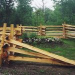 : Split rail fence plus cheap fence ideas plus chicken wire fence plus vinyl fence gate