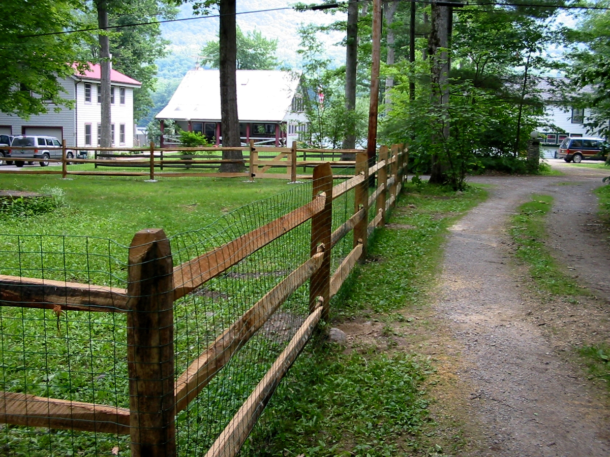 Split rail fence plus fence outlet plus how to build a wood fence plus chain link fence companies
